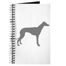 greyhound grey 1C Journal
