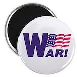 W-AR! Magnet
