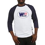 W-AR! Baseball Jersey
