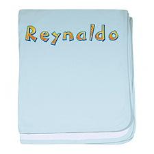 Reynaldo Giraffe baby blanket