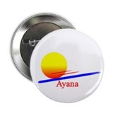 "Ayana 2.25"" Button (10 pack)"