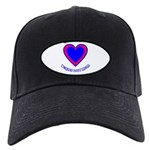 Scott Designs Black Cap