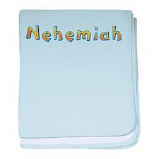 Nehemiah Giraffe baby blanket