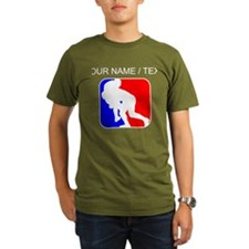 Custom Rugby League Logo T-Shirt
