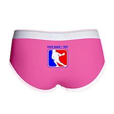 Custom Lacrosse League Logo Women's Boy Brief