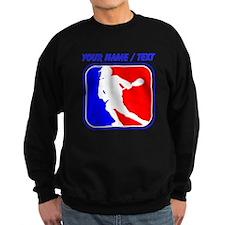 Custom Lacrosse League Logo Jumper Sweater