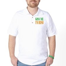 Kiss me im Irish St Patricks Day T-Shirt
