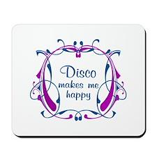 Disco Happiness Mousepad