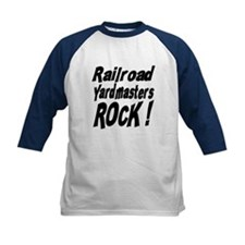 Railroad Yardmasters Rock ! Tee