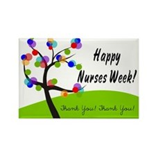 Nurse Week card 1 Magnets