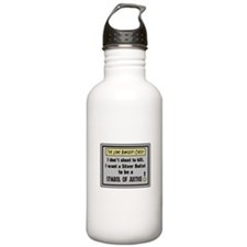 The Lone Rangers Creed Water Bottle