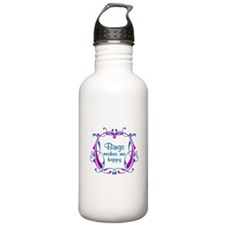 Bingo Happiness Water Bottle