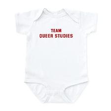 Team QUEER STUDIES Infant Bodysuit