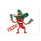Fiesta Postcards (Package of 8)