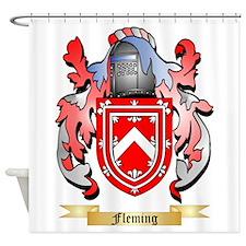 Fleming 2 Shower Curtain