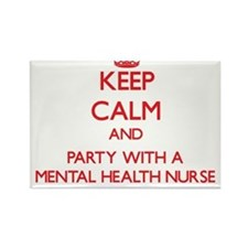 Keep Calm and Party With a Mental Health Nurse Mag