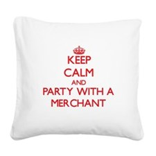 Keep Calm and Party With a Merchant Square Canvas
