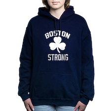 Boston Strong Irish Patrick Marathon Hooded Sweats