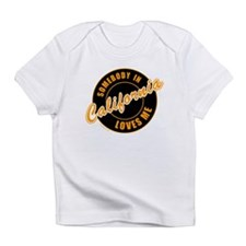 I love ca Infant T-Shirt