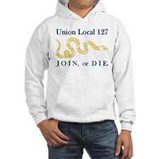 Union Local 127 Hoodie