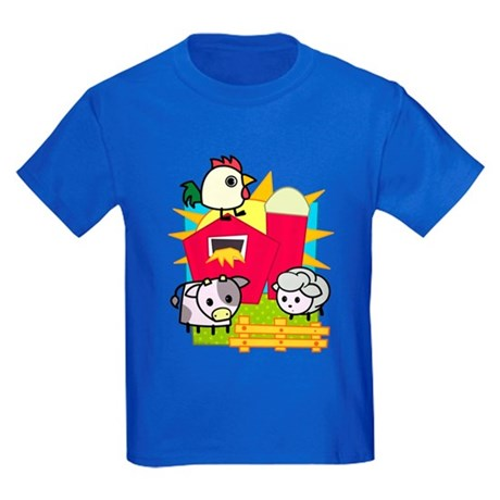 Farm Kids Dark T-Shirt