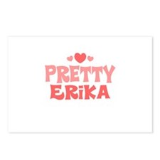 Erika Postcards (Package of 8)