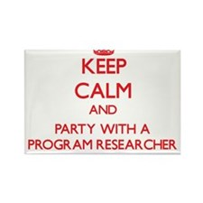 Keep Calm and Party With a Program Researcher Magn