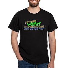 I Catch Vomit T-Shirt