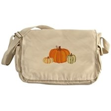 Pumpkins Messenger Bag