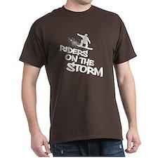 Snowboard Rider Dark T-Shirt