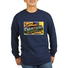 Colorado Greetings (Front) T