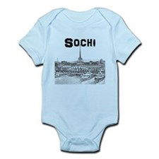 Sochi Infant Bodysuit