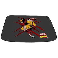 Wolverine Scratches Bathmat