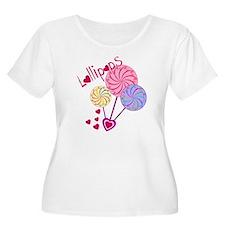 Love Lollipop T-Shirt