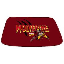 Wolverine Slash Bathmat