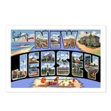 New Jersey Greetings Postcards (Package of 8)