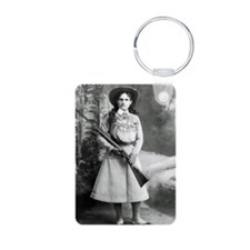 Vintage Photo of Annie Oak Keychains