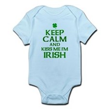 Keep Calm Irish Infant Bodysuit