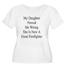 My Daughter P T-Shirt