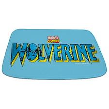 Wolverine Logo Bathmat
