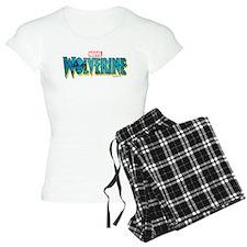 Wolverine Logo Pajamas