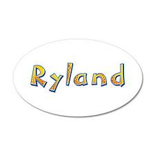 Ryland Giraffe Wall Decal