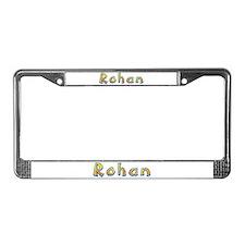 Rohan Giraffe License Plate Frame