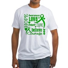 Glaucoma Hope Words Shirt