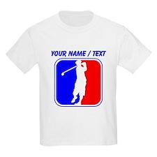 Custom Golf League Logo T-Shirt