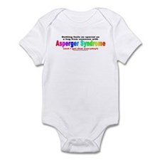 Asperger Hug Infant Bodysuit