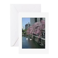 "Greeting Cards - ""Sakura"" (Pk of 10)"