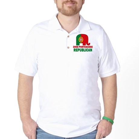 Portuguese Family Golf Shirt