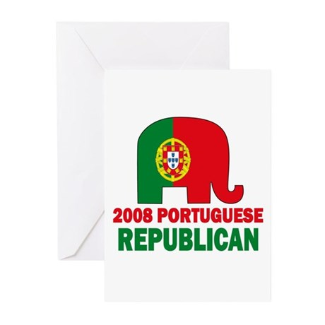 Portuguese Family Greeting Cards (Pk of 10)
