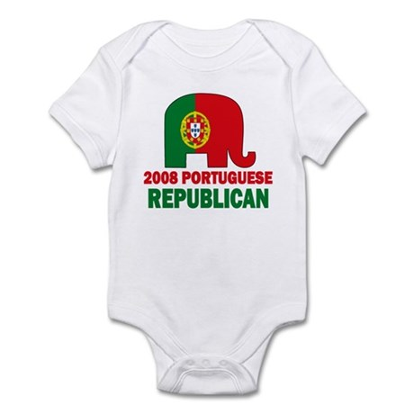 Portuguese Family Infant Bodysuit